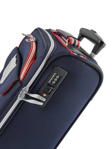 Kids' Luggage Tann's Blue hossegor 70752 other view 2