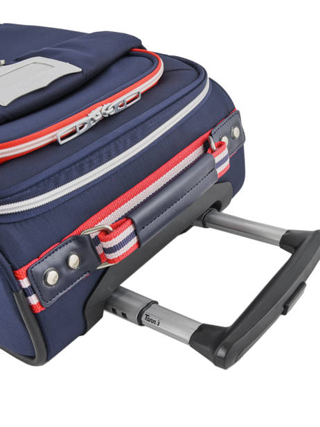 Kids' Luggage Tann's Blue hossegor 70752 other view 1