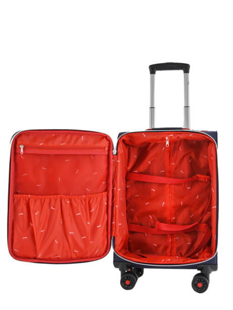 Cabin Luggage Tann's Blue hossegor 71752 other view 5
