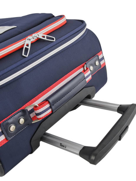 Cabin Luggage Tann's Blue hossegor 71752 other view 1