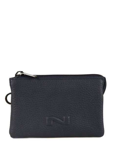 Case Leather Nathan baume Black original n 283N
