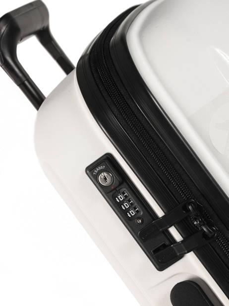 Valise Cabine Delsey Blanc belmont 3840803 vue secondaire 1