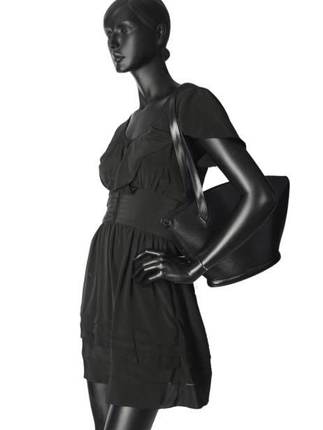 Sac Shopping D'occasion Louis Vuitton St-jacques Brand connection Noir louis vuitton 190C vue secondaire 2