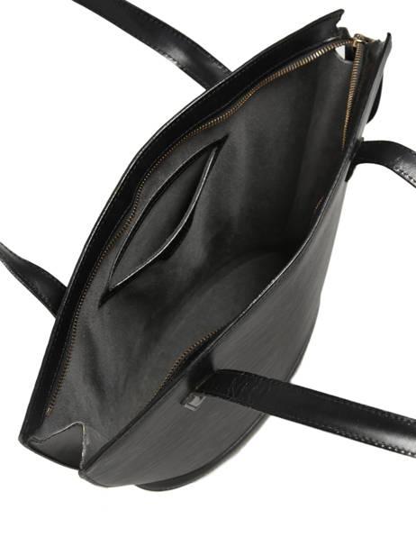 Sac Shopping D'occasion Louis Vuitton St-jacques Brand connection Noir louis vuitton 190C vue secondaire 4