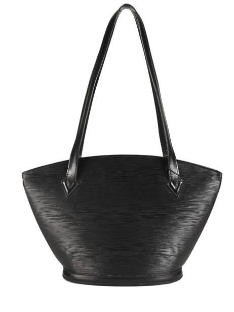Sac Shopping D'occasion Louis Vuitton St-jacques Brand connection Noir louis vuitton 190C vue secondaire 3