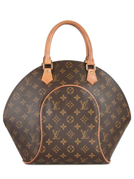Sac à Main D'occasion Louis Vuitton Ellipse Monogrammé Brand connection Marron louis vuitton 60 vue secondaire 3