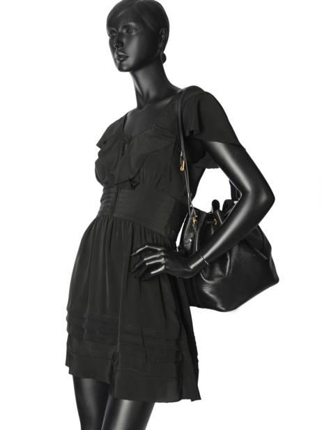 Sac Bourse D'occasion Louis Vuitton Noé Brand connection Noir louis vuitton 181 vue secondaire 2