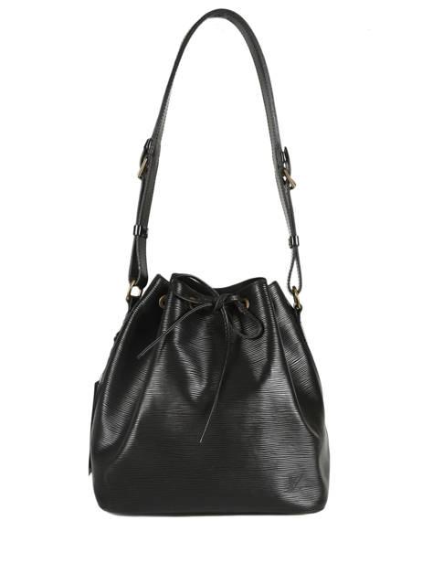 Preloved Louis Vuitton Bucket Bag Noé Brand connection Black louis vuitton 181