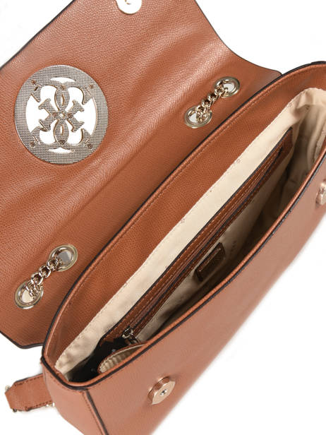 Shoulder Bag Open Road Guess Brown open road VG718621 other view 4