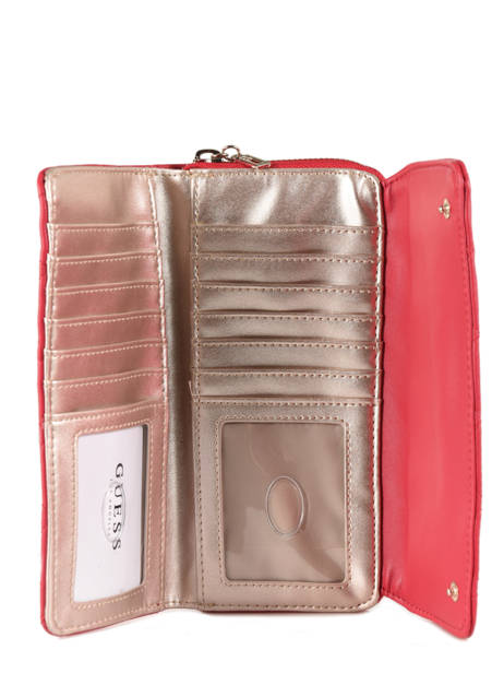 Portefeuille Guess Rouge sweet candy VG717562 vue secondaire 2