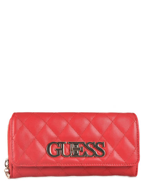 Portefeuille Guess Rouge sweet candy VG717562