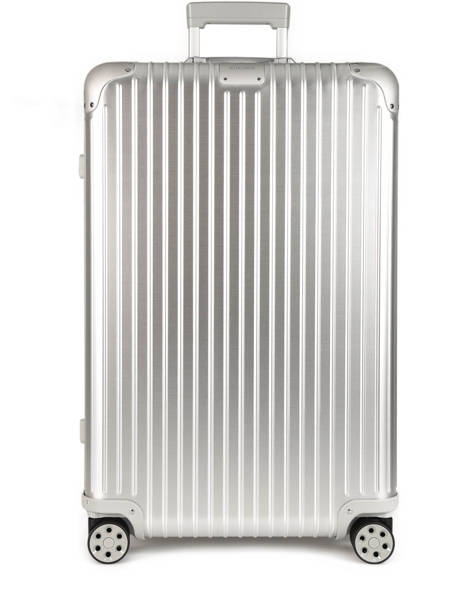 Hardside Luggage Original Rimowa Silver original 925-73-4