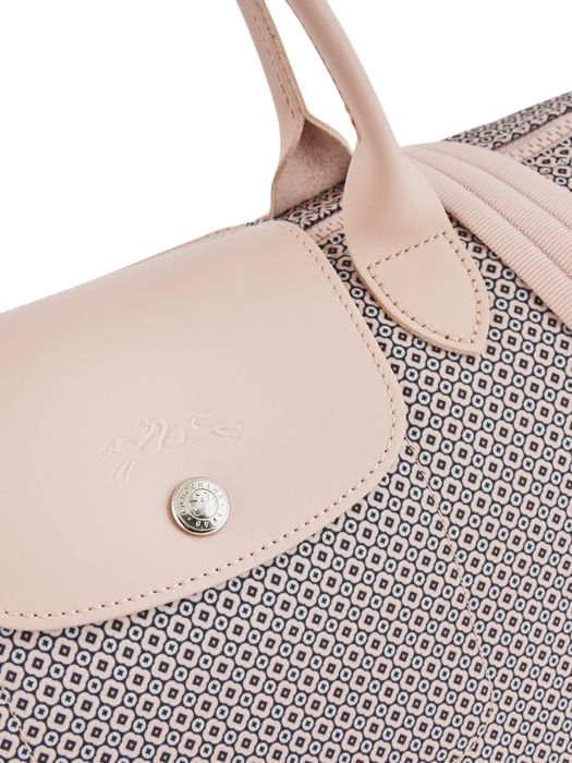 Longchamp Le pliage dandy Sacs porté main Beige