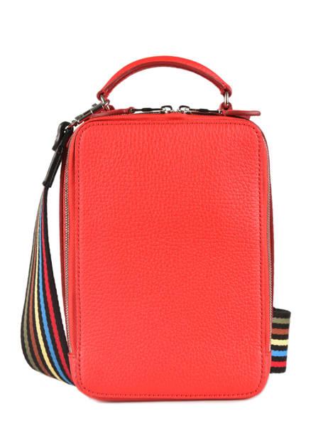 Le Pavé Leather Crossbody Bag Sonia rykiel Black le pave 4300-100