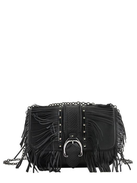 Longchamp Amazone rock Besaces Noir