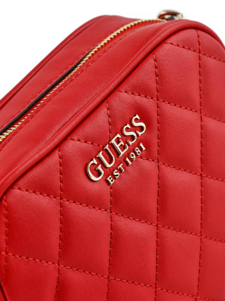 Sac Bandoulière Sweet Candy Guess Rouge sweet candy VG717569 vue secondaire 1