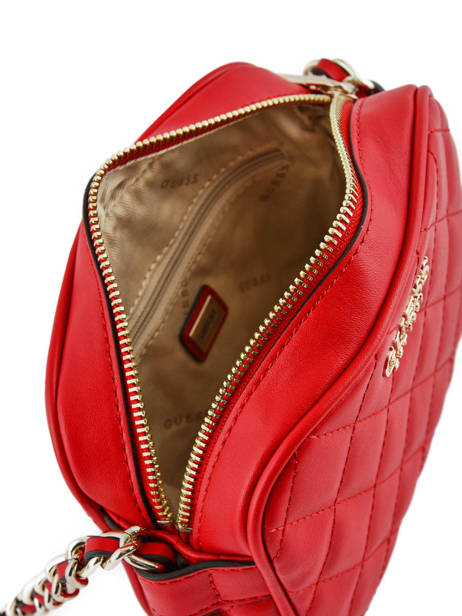 Sac Bandoulière Sweet Candy Guess Rouge sweet candy VG717569 vue secondaire 4