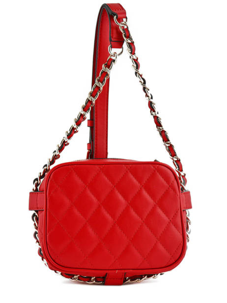 Sac Bandoulière Sweet Candy Guess Rouge sweet candy VG717569 vue secondaire 3