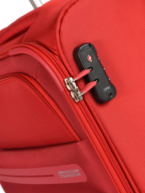 Valise Cabine American tourister Rouge summer voyager 29G002 vue secondaire 1