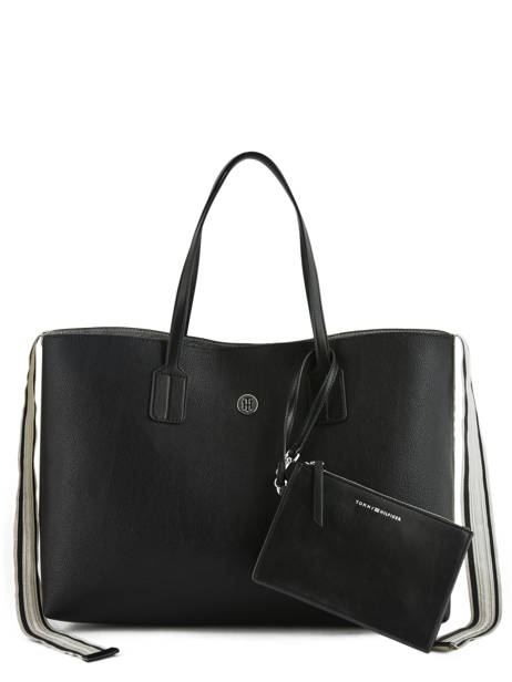 Sac Cabas Cool Tommy Tommy hilfiger Noir cool tommy AW06374