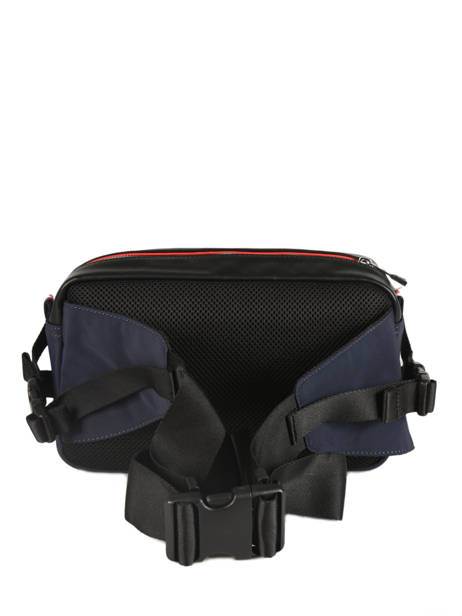 Fanny Pack Tommy hilfiger Blue urban novelty AM04343 other view 3
