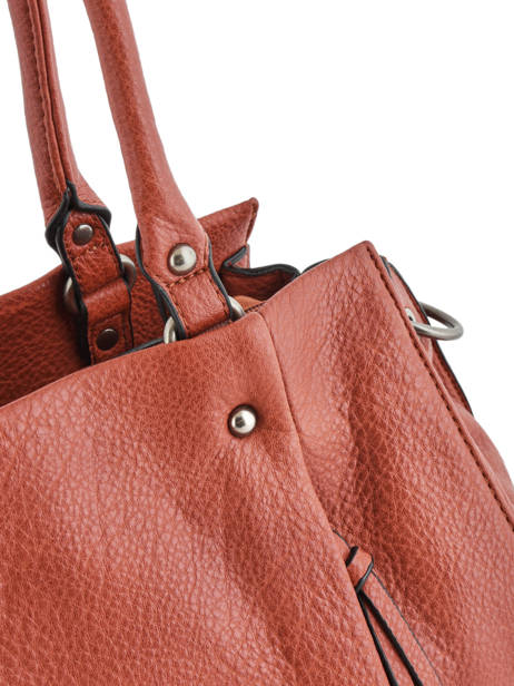 Sac Shopping Clovis Miniprix Orange clovis 29943 vue secondaire 1
