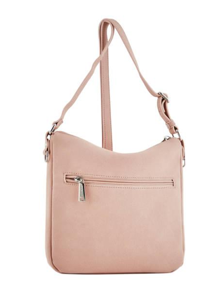 Crossbody Bag Actual Smart Studs Lancaster Pink actual smart studs 517-62 other view 3