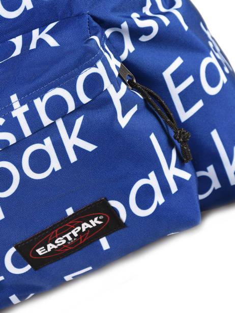 Sac à Dos 1 Compartiment A4 Eastpak Noir authentic 620 vue secondaire 1