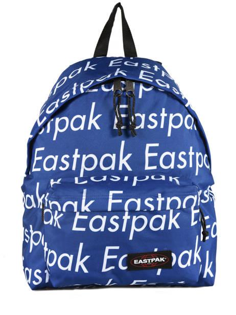 Sac à Dos 1 Compartiment A4 Eastpak Noir authentic 620