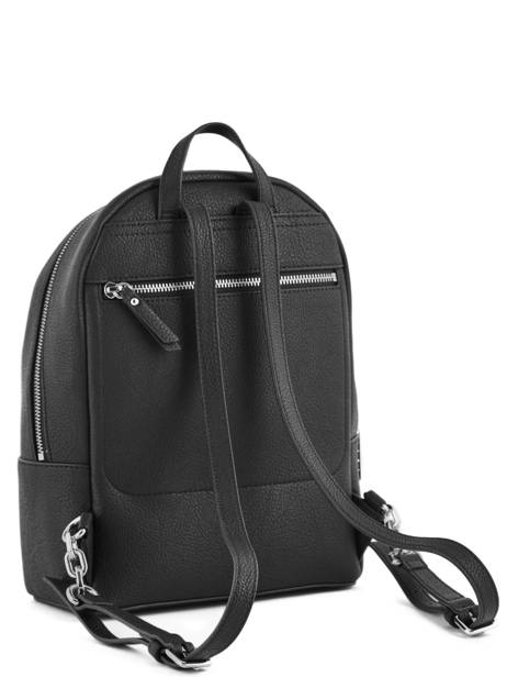 Backpack Tommy hilfiger Black th core AW06111 other view 3