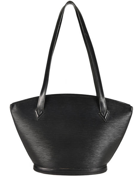 Preloved Louis Vuitton Shoulder Bag St-jacques Brand connection Black louis vuitton 190C