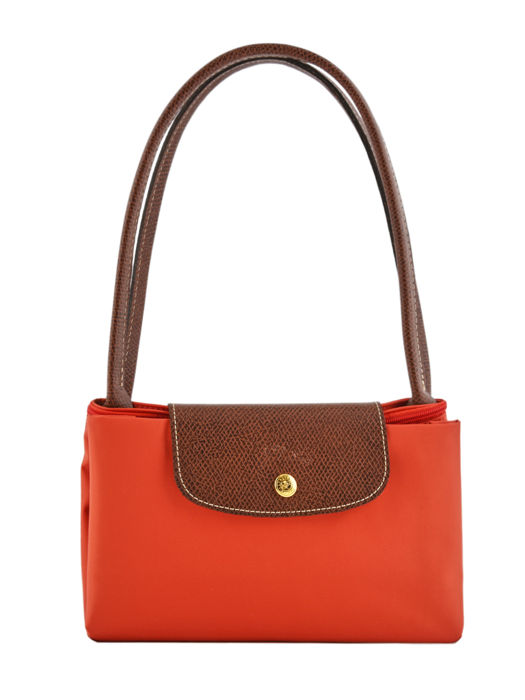 Longchamp Besaces Orange