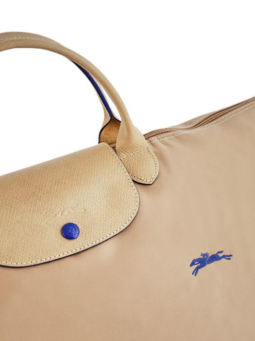 Longchamp Le pliage club Sacs de voyage Beige