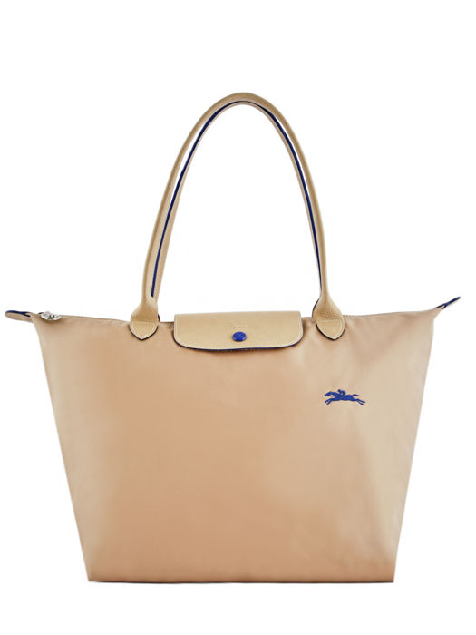 Longchamp Le pliage club Besaces Beige