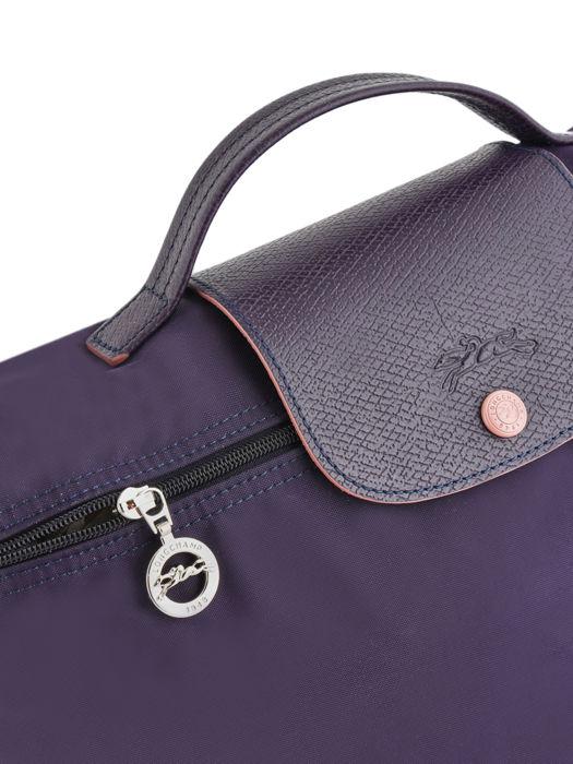 Longchamp Le pliage club Serviette Violet