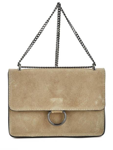 Shoulder Bag Velvet Milano Black velvet VE180602