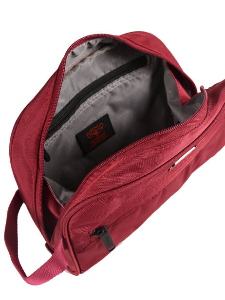 Toiletry Kit Jump Red TR107 other view 2