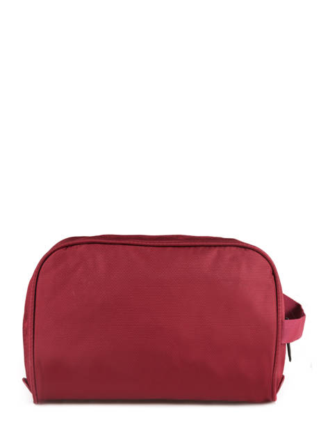 Toiletry Kit Jump Red TR107 other view 1