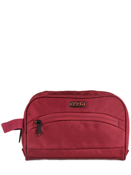 Toiletry Kit Jump Red TR107