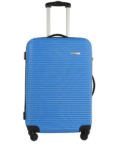 Valise Rigide Madrid Travel Bleu madrid IG1701-M