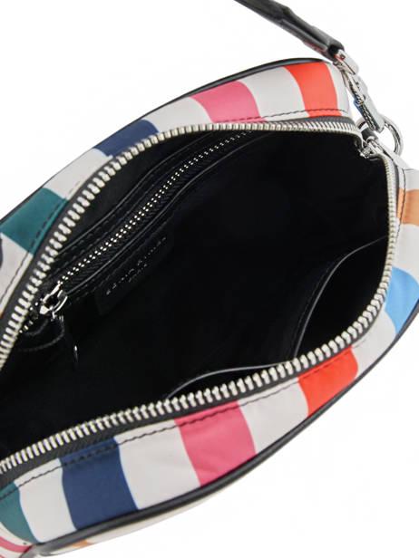 Sac Bandouliere Forever Nylon Sonia rykiel Multicolore forever nylon 2164-38 vue secondaire 5
