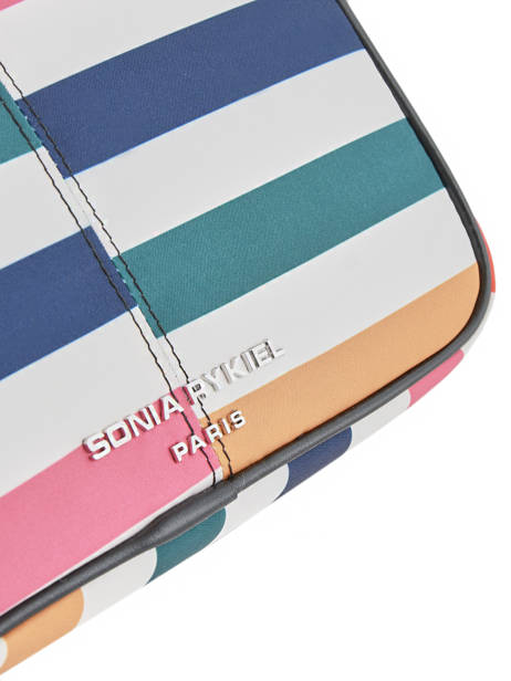 Sac Bandouliere Forever Nylon Sonia rykiel Multicolore forever nylon 2164-38 vue secondaire 2
