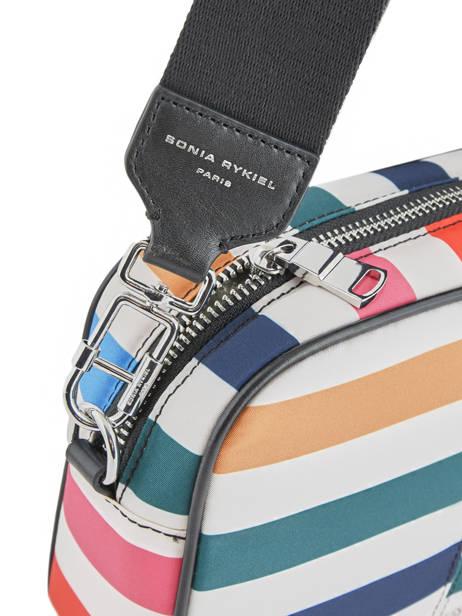 Sac Bandouliere Forever Nylon Sonia rykiel Multicolore forever nylon 2164-38 vue secondaire 1