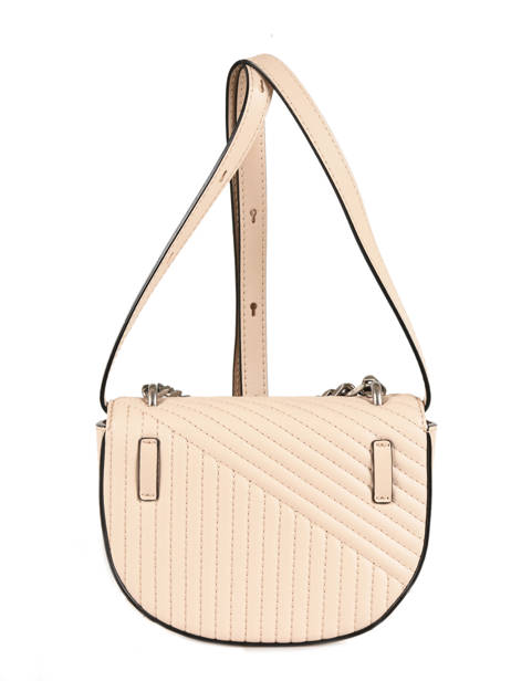 Crossbody Bag Signature Quilted Leather Karl lagerfeld Beige signature quilted 91KW3066 other view 3