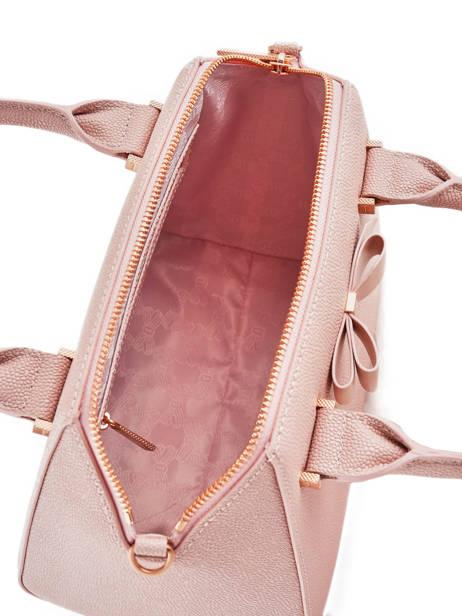 Sac Porté Main Bow Detail Ted baker Noir bow detail JANNE vue secondaire 5