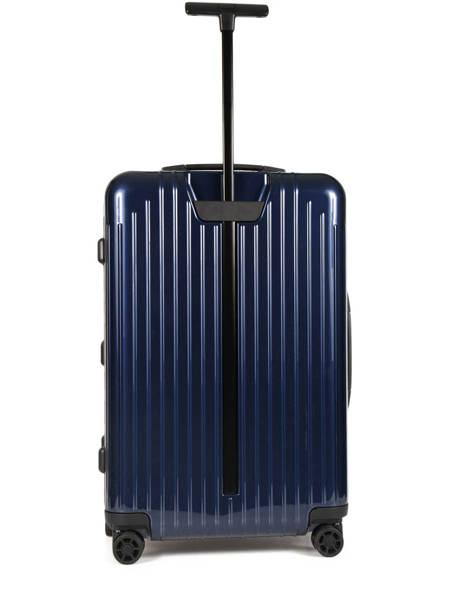 Valise Rigide Essential Lite Rimowa Bleu essential lite 823-63-4 vue secondaire 4