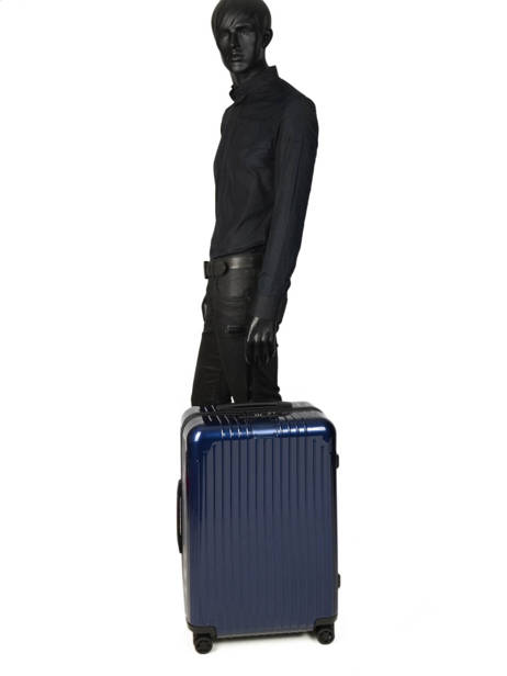Hardside Luggage Essential Lite Rimowa Blue essential lite 823-63-4 other view 3