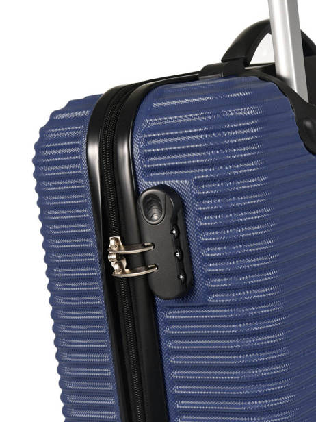 Cabin Luggage Travel Blue madrid IG1701-S other view 1