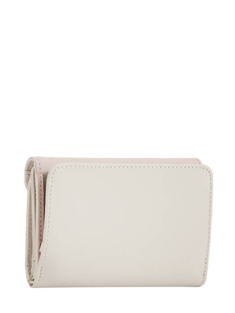 Wallet Leather Lancaster Beige constance 137-02 other view 1