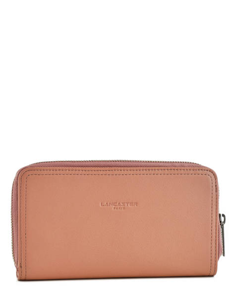 Continental Wallet Leather Lancaster Beige 120-61 other view 1